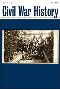 Civil War History Journal 64.2
