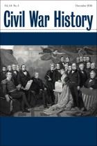 Civil War History Journal 64.4-KSU Press