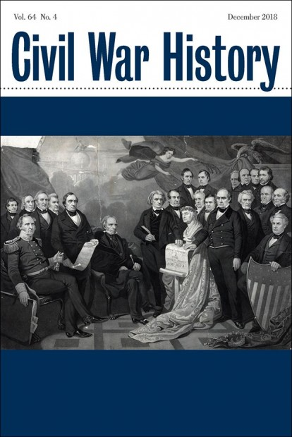 Civil War History Journal 64.4-KSU Press