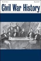 Civil War History Journal 65.1. Kent State University Press.