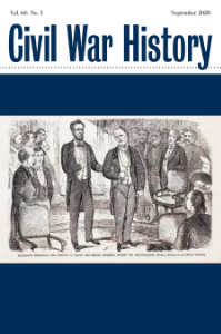 Civil War History Journal 66.3