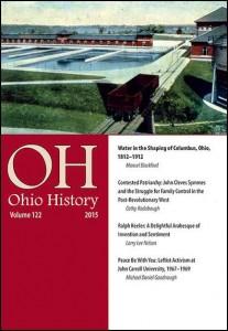 Ohio History 122 cover