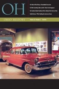 Ohio History 123.2 Cover