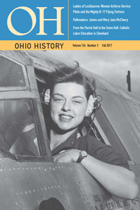 Ohio History Cover Fall 2017