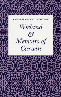 Wieland Book Cover