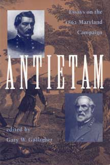Antietam Book Cover