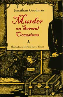 Murder Book Cover