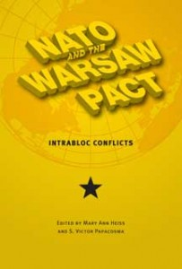 nato and the warsaw pact the kent state university press nato book cover