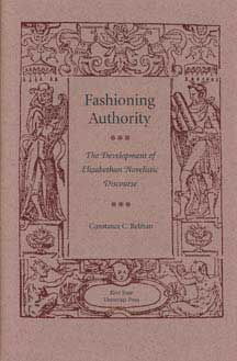 Fashioning Book Cover