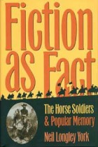 York Fiction as Fact Cover
