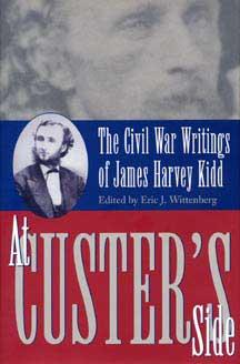 Custer Book Cover