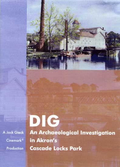 Gieck DVD cover