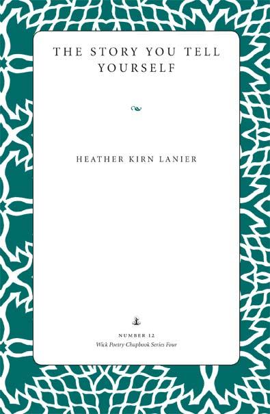 Lanier cover