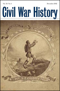 Civil War History Cover