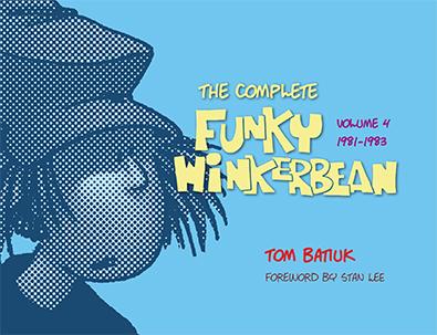 Batiuk Funky 4 cover