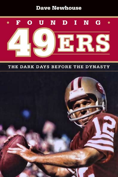 Newhouse 49ers cover