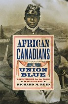 African Canadians in Union Blue