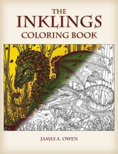 The Inklings Coloring Book