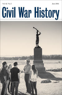 Civil War History Cover 62.2