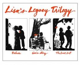Lisa's Legacy Trilogy Slipcase