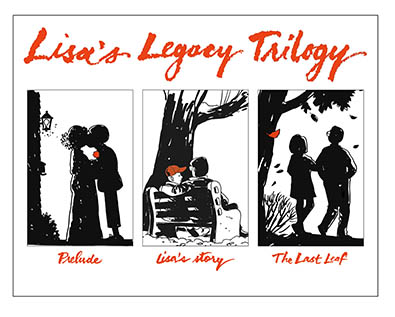 Lisa's Legacy Trilogy Slipcase