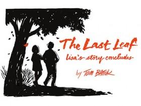 Batiuk-Last Leaf cover