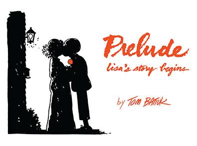Batiuk-Prelude Cover