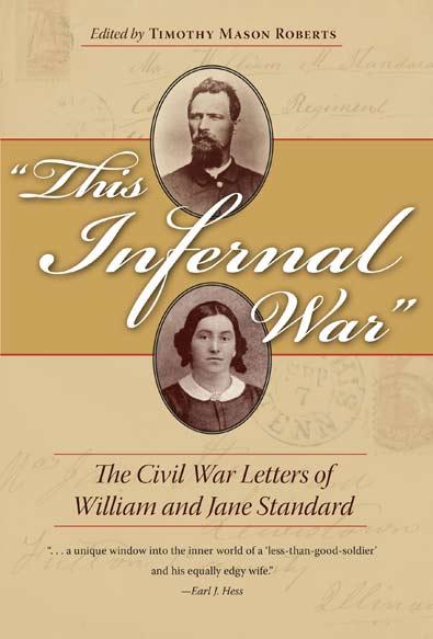 This Infernal War Cover-Timothy Mason Roberts