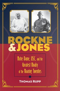 Rockne and Jones cover