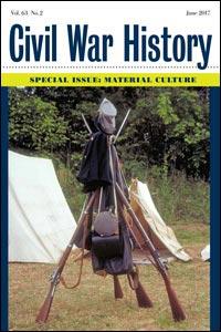Civil War History Journal Cover 63.2