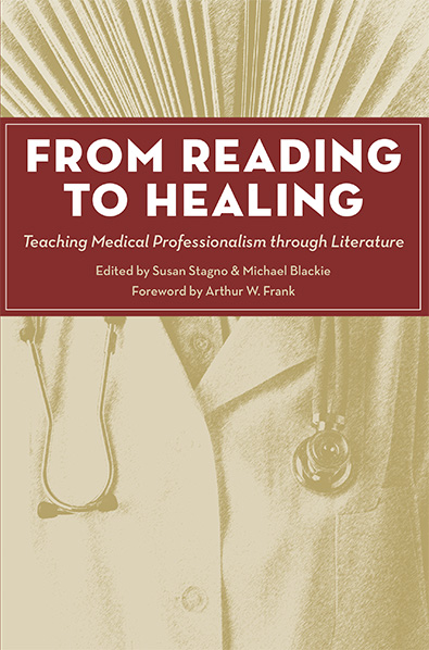 From Reading to Healing by Stagno and Blackie. Kent State University Press