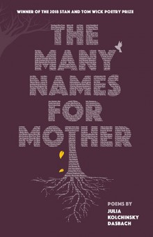 The Many Names for Mother/Julia Kolchinsky Dasbach. Kent State University Press
