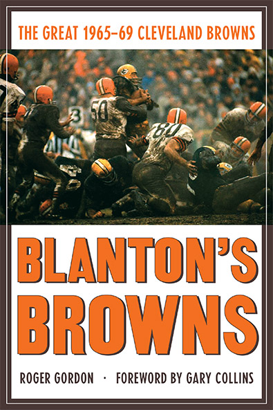 Blanton's Browns by Roger Gordon. Kent State University Press
