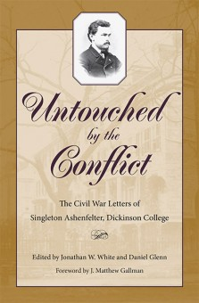 Untouched by the Conflict by White and Glenn. Kent State University Press