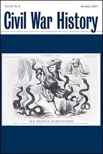 Civil War History - The Kent State University Press