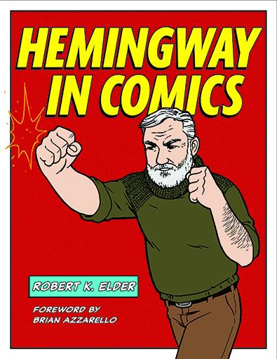 Hemingway in Comics cover