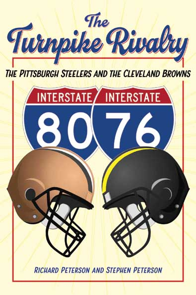 The Turnpike Rivalry by Richard and Stephen Peterson. Kent State University Press