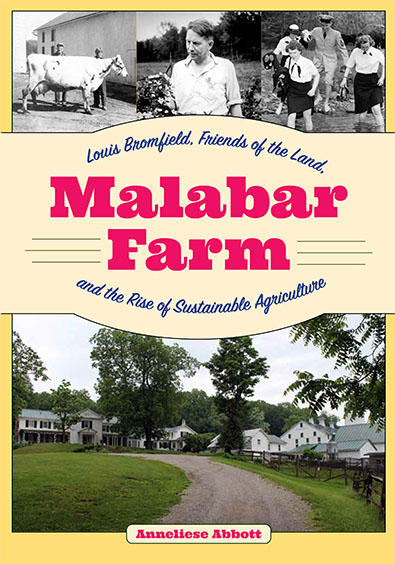 Malabar Farms by Anneliese Abbott. Cover