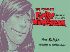The Complete Funky Winkerbean Volume 11, 2002–2004 cover. Tom Batiuk