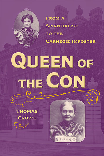 Queen of the Con. Kent State University Press