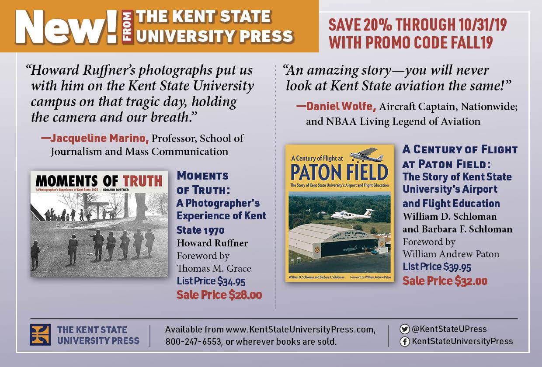 The Kent State University Press » Kent State Liry Map on